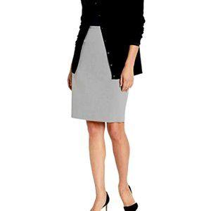 Calvin Klein's Grey Womens Skirt, Size 14